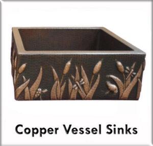 Copper Vessel Sinks